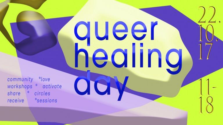 VERA HOFMANN Queer Healing Day